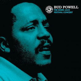 Bud Powell The Essen Jazz Festival Concert Coleman Hawkins LP Vinil Black Lion Pallas ORG Music USA