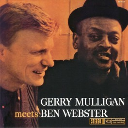 Gerry Mulligan Meets Ben Webster LP Vinil 200 Gramas Sterling Sound Analogue Productions QRP 2018 USA