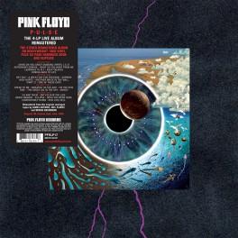 Pink Floyd Pulse 4LP 180 Gram Vinyl Box Set Bernie Grundman Remaster Sony Legacy 2018 USA