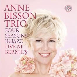 Anne Bisson Trio Four Seasons in Jazz Live at Bernie's 2LP 45rpm 180g Vinyl D2D Limited Edition 2017 USA