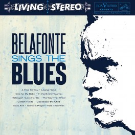 Harry Belafonte Sings the Blues 2LP 45rpm Vinil 180 Gramas Kevin Gray Impex Records RTI USA