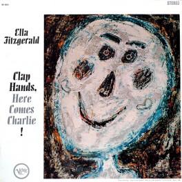 Ella Fitzgerald Clap Hands Here Comes Charlie 2LP 45rpm 200g Vinyl Verve Analogue Productions QRP USA