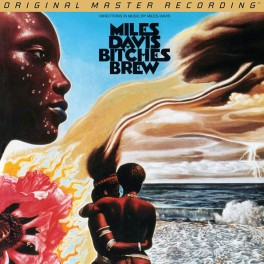 Miles Davis Bitches Brew 2LP 180 Gram Vinyl Mobile Fidelity Numbered Limited Edition MFSL MoFi USA