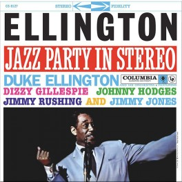 Duke Ellington Jazz Party In Stereo LP Vinil 200 Gramas Bernie Grundman Analogue Productions QRP USA