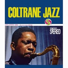 John Coltrane Coltrane Jazz 2LP 45rpm 180 Gram Vinyl Atlantic Bernie Grundman ORG Music Pallas USA