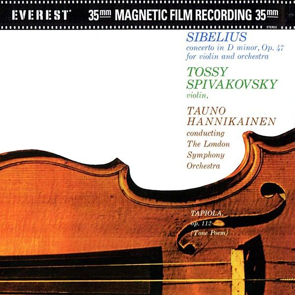 Sibelius Concerto in D Minor 2LP 45rpm 200g Vinyl LSO