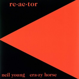 Neil Young & Crazy Horse ‎Reactor LP Vinyl Bernie Grundman Mastering Reprise Records 2018 USA