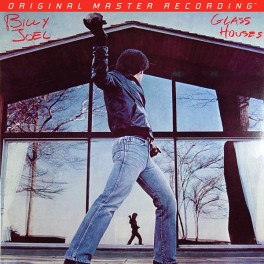 Billy Joel Glass Houses 2LP 45rpm 180 Gram Vinyl Mobile Fidelity Sound Lab Limited Edition MFSL USA
