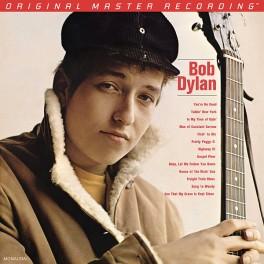 Bob Dylan Bob Dylan 2LP 45rpm Vinil 180 Gramas Mono Mobile Fidelity Edição Limitada MFSL 2018 USA