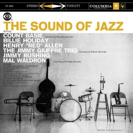 The Sound Of Jazz LP Vinil 200g Stereo CBS Columbia Sterling Sound Analogue Productions QRP 2017 USA