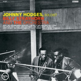 Johnny Hodges With Billy Strayhorn 2LP 45rpm 200g Vinyl Verve Sterling Analogue Productions QRP USA
