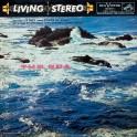 Debussy La Mer Charles Munch LP 200 Gram Vinyl BSO RCA Living Stereo Analogue Productions QRP USA