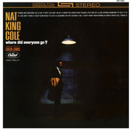 Nat King Cole Where Did Everyone Go 2LP 45rpm Vinil 180g Steve Hoffman Analogue Productions RTI USA