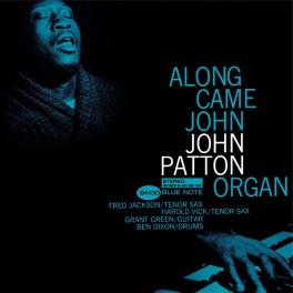 John Patton Along Came John 2LP 45rpm Vinil 180gr Blue Note Records Analogue Productions RTI USA