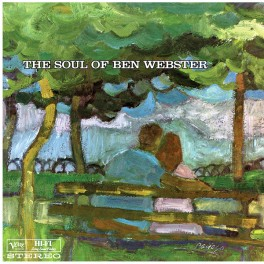 The Soul Of Ben Webster 2LP 45rpm Vinil 200 Gramas Verve Sterling Sound Analogue Productions QRP USA