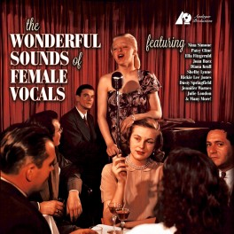 The Wonderful Sounds of Female Vocals 2LP 200 Gram Vinyl Kevin Gray Analogue Productions QRP USA
