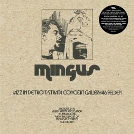 Charles Mingus Jazz In Detroit Strata Concert Gallery 46 Selden 5LP 180 Gram Vinyl Deluxe Box Set EU