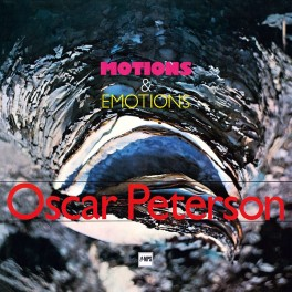 Oscar Peterson Motions & Emotions LP Vinil 180gr MPS AAA Series Audiophile Analogue Remastering EU