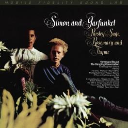 Simon And Garfunkel Parsley Sage Rosemary And Thyme LP 180g Vinyl Mobile Fidelity MFSL RTI USA