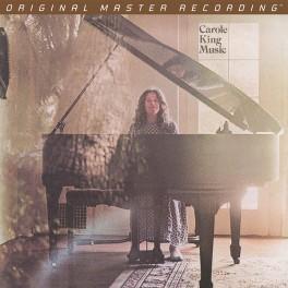Carole King Music LP 180 Gram Vinyl Mobile Fidelity Sound Lab Limited Edition MoFi MFSL RTI USA