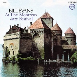 Bill Evans ‎At The Montreux Jazz Festival LP Vinil 200gr Bernie Grundman Analogue Productions QRP USA