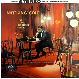 Nat King Cole Just One of Those Things 2LP 45rpm Vinil 180g Steve Hoffman Analogue Productions RTI USA