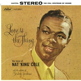 Nat King Cole Love Is The Thing 2LP 45rpm 200g Vinyl Steve Hoffman Analogue Productions QRP USA