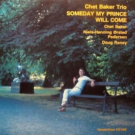 Chet Baker Trio ‎Someday My Prince Will Come LP 180g Vinyl SteepleChase Audiophile Edition Pallas EU
