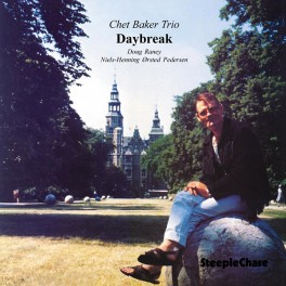 Chet Baker Trio Daybreak LP 180 Gram Vinyl SteepleChase Records Audiophile Edition Pallas EU