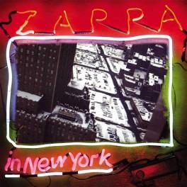 Frank Zappa Live In New York 3LP Vinil 180 Gramas 40º Aniversário Bernie Grundman Pallas AAA 2019 EU