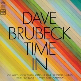 Dave Brubeck Time In LP 180 Gram Vinyl Bernie Grundman Mastering ORG Music Pallas 2018 USA