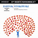 Bartok Concerto for Orchestra Stokowski 2LP 45rpm 200g Vinyl Everest Classic Records QRP 2019 USA