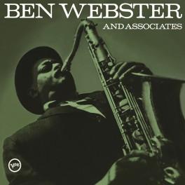 Ben Webster And Associates 2LP 45rpm Vinil 180gr Original Recordings Group Edição Limitada Numerada