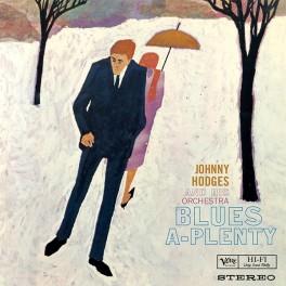 Johnny Hodges Blues A Plenty 2LP 45rpm 200 Gram Vinyl Verve Sterling Analogue Productions QRP USA