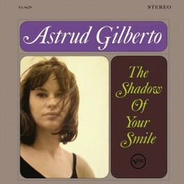 Astrud Gilberto The Shadow Of Your Smile 2LP 45rpm 180g Vinyl Numbered Limited Edition ORG RTI USA