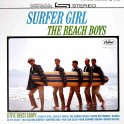 The Beach Boys Surfer Girl 2LP 45rpm Vinil 200gr Stereo Analogue Productions Kevin Gray QRP 2017 USA