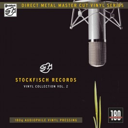 Stockfisch Records Vinyl Collection Vol. 2 LP 180g Vinyl Direct Metal Master Cut Audiophile Series EU