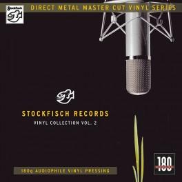 Stockfisch Records Vinyl Collection Vol. 2 LP Vinil 180g Direct Metal Master Cut Audiophile Series EU