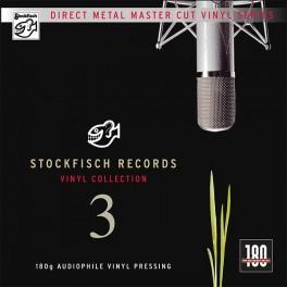 Stockfisch Records Vinyl Collection 3 LP Vinil 180 Gramas Direct Metal Master Cut Audiophile Series EU
