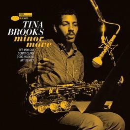 Tina Brooks Minor Move LP Vinil 180 Gramas Kevin Gray Blue Note Records Tone Poet Series RTI 2019 USA