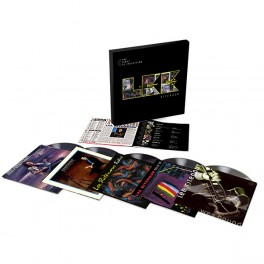 Lee Ritenour The Vinyl LP Collection 5LP 180 Gram Vinyl Numbered Limited Edition Box Set Concord USA