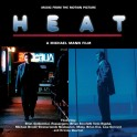 Heat Music From The Motion Picture 2LP Cool Blue Vinyl Sound Track Limited Edition Warner 2019 USA