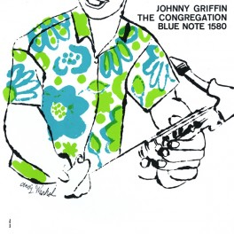 Johnny Griffin ‎The Congregation 2LP 45rpm Vinil 180 Gramas Blue Note Records Music Matters Jazz RTI USA