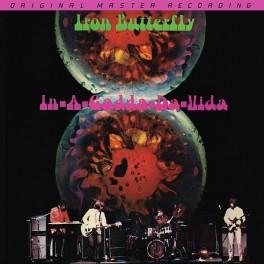 Iron Butterfly In-A-Gadda-Da-Vida LP Vinil 180 Gramas Mobile Fidelity Sound Lab MoFi MFSL RTI 2020 USA
