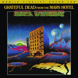 Grateful Dead From The Mars Hotel 2LP 45rpm 180 Gram Vinyl Limited Edition Mobile Fidelity MFSL USA