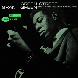 Grant Green Green Street 2LP 45rpm Vinil 180 Gramas Blue Note Records Analogue Productions QRP USA