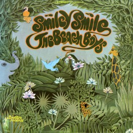 The Beach Boys Smiley Smile (Stereo) LP Vinil 200gr Kevin Gray Analogue Productions QRP 2016 USA