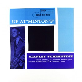 Stanley Turrentine Up At Minton's Vol.1 2LP 45rpm 180 Gram Vinyl Blue Note Analogue Productions RTI USA