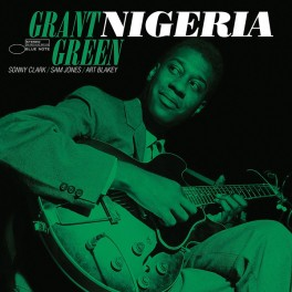 Grant Green Nigeria LP 180 Gram Vinyl Kevin Gray Blue Note Records Tone Poet Series RTI 2020 USA