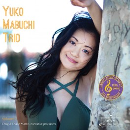 Yuko Mabuchi Trio Volume 2 Vinil 180 Gramas LP 45rpm Yarlung Records Bernie Grundman Pallas 2018 USA